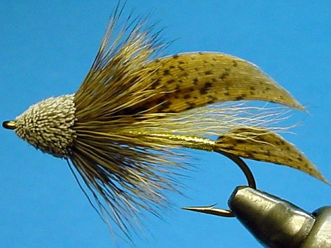 Muddler Minnow tied by Charlie Craven