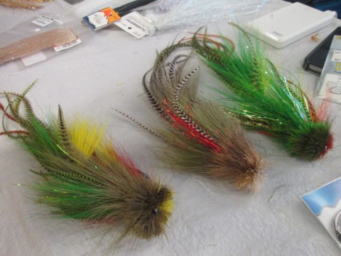 big pike streamers by Schultz Outfitters
