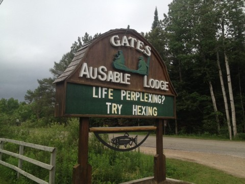 photo by Gates Au Sable Lodge