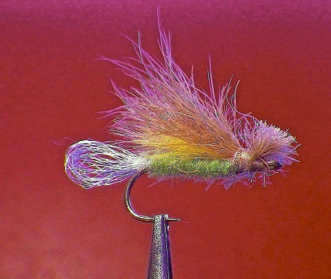 S-HARE N' CDC RX  APPLE CADDIS