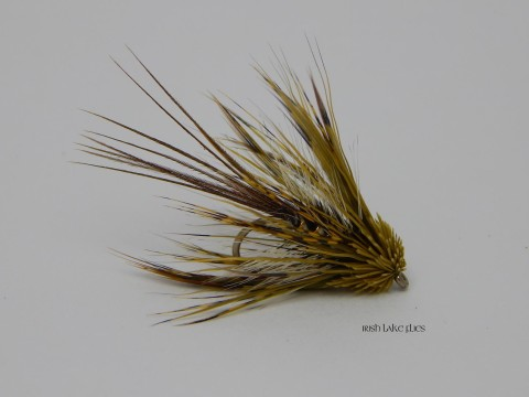 LoughArrow Muddler Mayfly tied by Paul Caslin