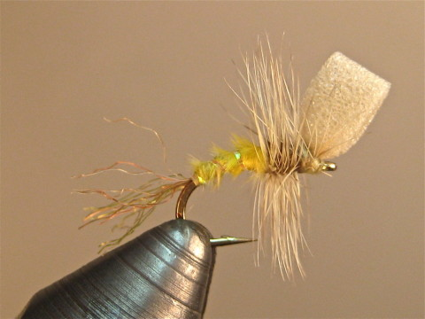 Folded Foam Emerger