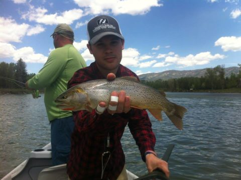 first Cutty, Snake River