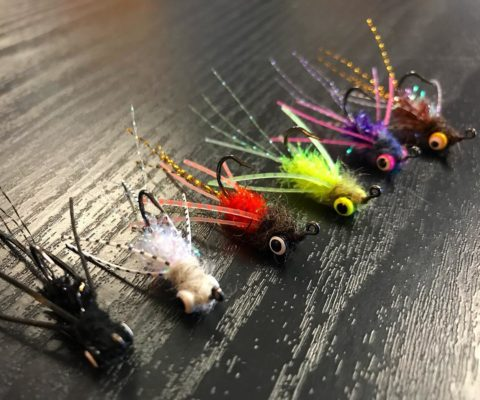 Edison New Jersey Fly Fishing Show Frankenfly